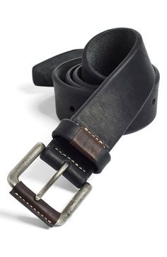Leather Belt I just love them, I feel leather belts are an under rated, under appreciated wardrobe must have. Completes a winter look.
