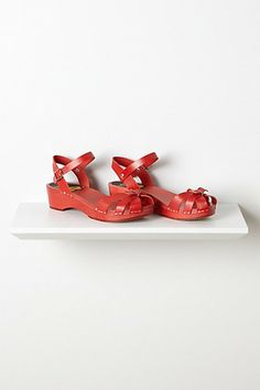 Papillon Sandals #anthropologie