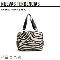 Bolso Animal Print Basic