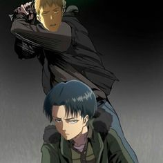Killing Stalking / Jean And Levi / SNK / #ks