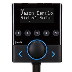XMP3 XMP3i Skyfi3 Satellite Radio Headset with Antenna Listen anywhere on D walk