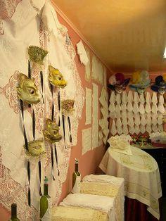 Lace Show - Burano, Italy