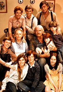 entire Waltons cast picture - Google Search