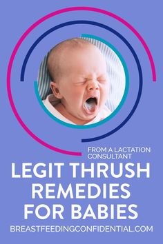 Getting thrush when you are breastfeeding is a pain, literally. Thrush causes intense nipple pain. Find out what are effective treatments a breastfeeding mom can use to treat thrush. Including a natural remedy for treating thrush when breastfeeding. Breastfeeding Problems, Breastfeeding Support, Baby Thrush, How To Increase Breastmilk, Antifungal Medication, Baby Your Baby