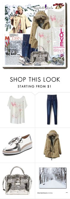 """BEAUTIFULHALO.COM-III-52."" by ane-twist ❤ liked on Polyvore featuring Zara, Loeffler Randall, Etienne Aigner, beautifulhalo, bhalo, bhalo1 and bhalo2"
