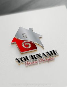 Create a Logo with our Free logo creator. Online make Real Estate Logos with our Free Logo Maker and of Construction and Real Estate Logo Templates. Create A Logo Free, Make Your Own Logo, Real Estate Logo Design, Real Estate Branding, Construction Logo Design, Construction Business, Building Logo, Online Logo, Free Logo