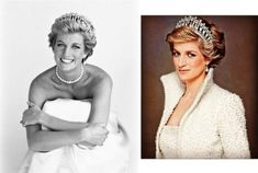 Princess Diana – The Girl With The Pearl Earrings