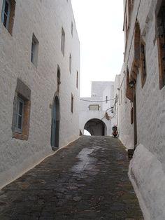 Greece Patmos