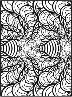creative haven insanely intricate phenomenal fractals coloring book by javier agredo mary agredo