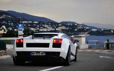 Lamborghini Gallardo City #CarWallpaper