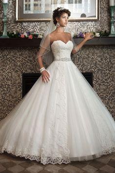 Cinderella wedding dress, Mary's Bridal Style 6218   Wedding Planning, Ideas & Etiquette   Bridal Guide Magazine