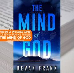 """""""A Cape Town version of the Bourne Identity and a bit of Bond"""" Looking for a good holiday read?  Know a friend who loves thrillers and crime fiction? We have TWO signed copies of Bevan Frank's thriller 'The Mind of God' to give away!  How to WIN on Facebook:  Tell us why you enjoy reading thrillers Tag a friend who you would like to read this book with and get them to tag you.  https://www.facebook.com/CapeTownMagazine"""