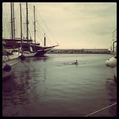 #Piraeus #Greece @marina_zeas Planet Earth, Sailing Ships, Places To Travel, Planets, Greece, To Go, Boat, Greece Country, Dinghy
