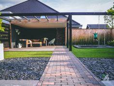 Timber Pergola, Cedar Pergola, White Pergola, Pergola Swing, Pergola With Roof, Backyard Pergola, Pergola Kits, Backyard Landscaping, Pergola Curtains