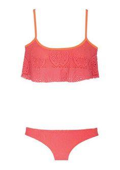 Trendy Age Appropriate Swimwear for Tween Girls