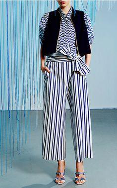 Tanya Taylor Spring Summer 2016 Look 17 on Moda Operandi