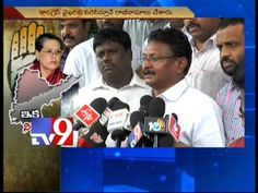 YSRCP MLAs resign protesting Cong doublespeak on Telangana - Gattu Ramachander Rao