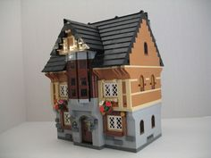 My Favourite: Medieval Village MOC