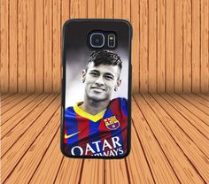 Neymar Jr for Samsung Galaxy S6 Hard Case Back Cover #designyourcasebyme