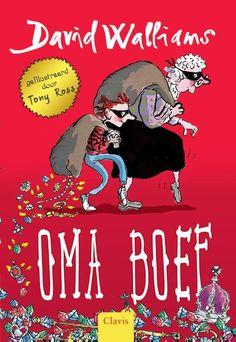 Oma boef (Boek, Vierde druk) door David Walliams | Literatuurplein.nl