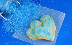 Healthy Sugar Cookies, just TWO points in #WeightWatchers and get this: NO sugar. NO butter... and they're even #glutenfree!
