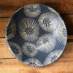 "Nicole Pepper's Instagram photo: ""Star burst bowl! Excited for July! #pottery #sgraffito"""