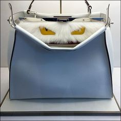 Fendi Inside-Out Purse Merchandising