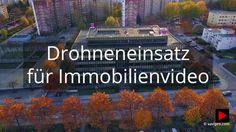 Der Einsatz von Kameradrohnen wird bei Immobilienvideos immer beliebter. Dabei gilt es besonders in Deutschland viele gesetzlichen Regelungen einzuhalten: