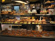 vintage pastry displays - Google Search