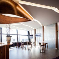 Virgin Australia Lounge Melbourne | TZG Architects