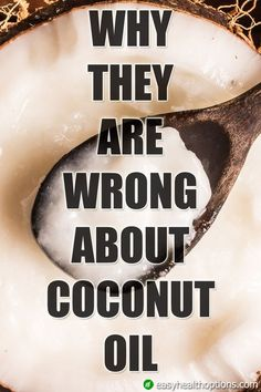 As a doctor, I was extremely disturbed to discover the American Heart Association's new conclusions about coconut oil for heart health. Let me uncover what we know about coconut oil and why their conclusion is simply incorrect…