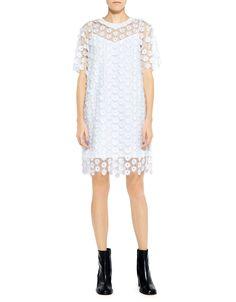Carven Daisy Mini Dress