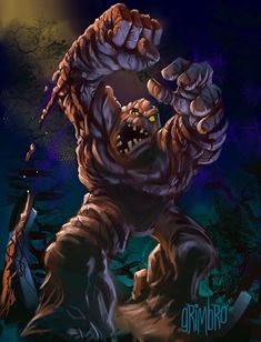 Image result for clayface dc