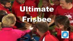 Angol szövegértés videó lecke és szókincs feladat. A frizbi egy újraértelmezett változata egyre nagyobb népszerűségre tesz szert. Ez az új verzió egyszerre csapatsport, testedzés és jó szórakozás.