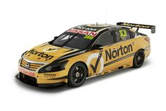 2013 Jack Daniels and Norton Nissan V8 Supercars unveiled - PerformanceDrive