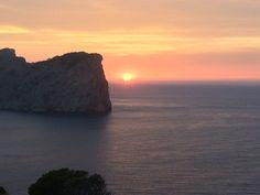 Cap de Formentor Sunset