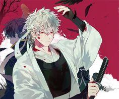 Gintama Wallpaper, Character Art, Character Design, Comedy Anime, Okikagu, Manga Boy, Manga Characters, Anime Guys, Hot Anime