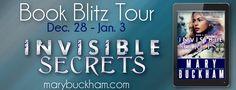Smut Fanatics: Invisible Secrets by Mary Buckham Book Blitz Tour