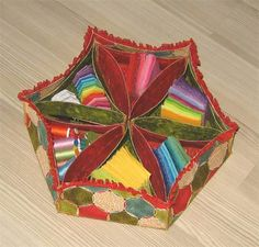 another gorgeous fabric box