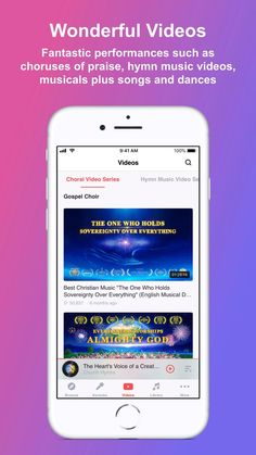 The #Church of #Almighty God has released its first mobile app in an effort to help people from all walks of life who long for God's appearance study #God's work of the last days. It contains a variety of #free books, #articles, #hymns and #videos. We invite people from all walks of life to install this #app to investigate the true way. Bible Lessons For Kids, Bible For Kids, Church App, Get Closer To God, Life App, Worship Songs, Favorite Bible Verses, Praise God, Teaching