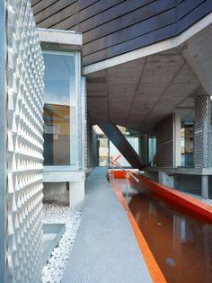 Pool house by Joaquín Alvado | Archifan Blog