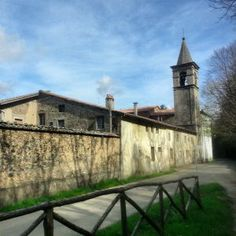SS Trinità Convent, Santa Fiora. #maremma #tuscany #art #arte