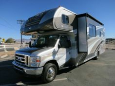 2011 Fleetwood Tioga 31N 2 Slide Low Miles Bunk Beds Self Contained Class C RV | eBay