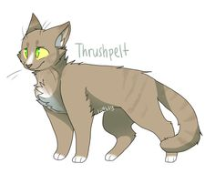 Thrushpelt by liighty So cute! Wish I could be there with him!