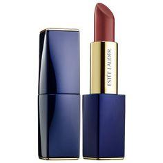 Estee Lauder Pure Color Envy Sculpting Lipstick in Dynamic - muted rose to mauve #SephoraPantone