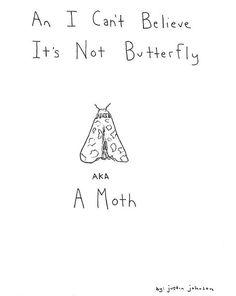 An I Can't Believe It's Not Butterfly