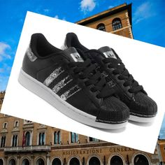 the latest 3d22a 5f151 Adidas Superstar 2 Snake Sportswear for men black silver HOT SALE! HOT  PRICE!