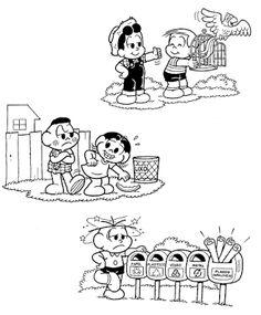 """Atividades Meio Ambiente ~ """" Cantinho do Educador Infantil """""""