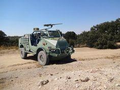 Krauss-Maffei Wegmann officially unveiled new air-transportable Special Operation Vehicle