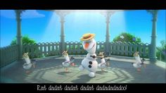 """Great for teaching weather terms in French. Have students pick out French weather expressions learned in class as they watch """"In Summer"""" from Frozen! Film Frozen, Frozen Disney, Olaf, French Teaching Resources, Teaching French, French Lessons, Spanish Lessons, Video Fr, Teaching Weather"""